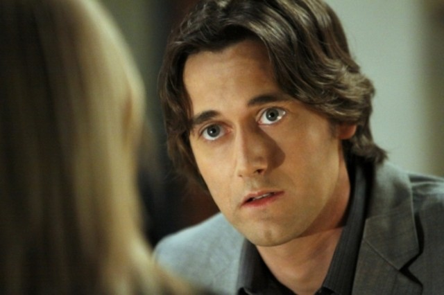 Ryan Eggold nell'episodio How Much Is That Liam In The Window di 90210