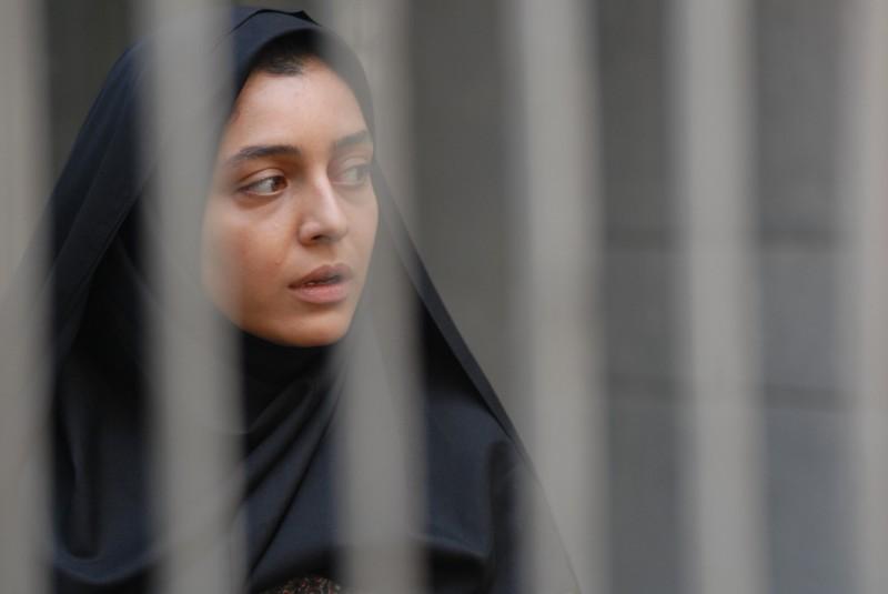 Sareh Bayat in Nader And Simin, A Separation