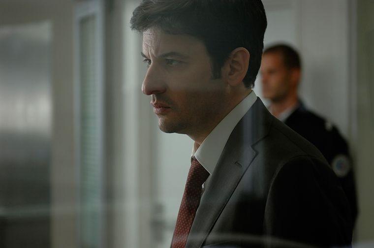 Eric Caravaca in una scena del film L'avocat