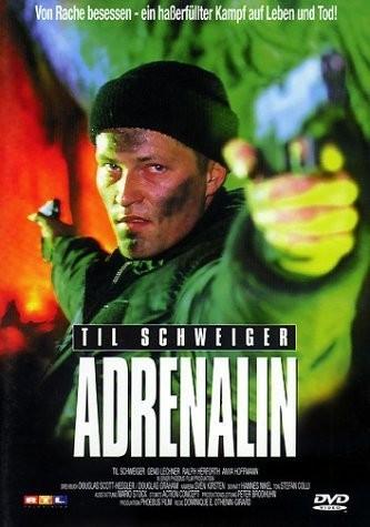 La locandina di Adrenalina