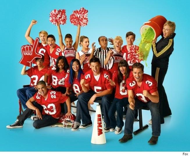 Glee: una nuova foto promozionale del cast della stagione 2