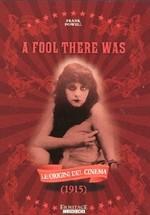 La copertina di A Fool there was (dvd)