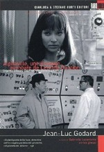 La copertina di Agente Lemmy Caution, missione Alphaville (dvd)