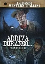 La copertina di Arriva Durango... paga o muori (dvd)