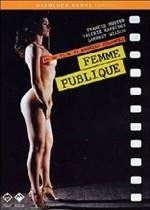 La copertina di Femme publique (dvd)