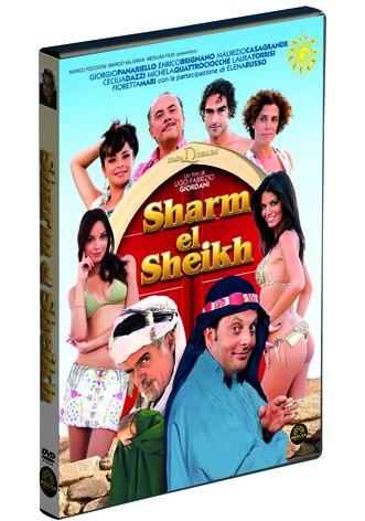 La copertina di Sharm El Sheikh (dvd)