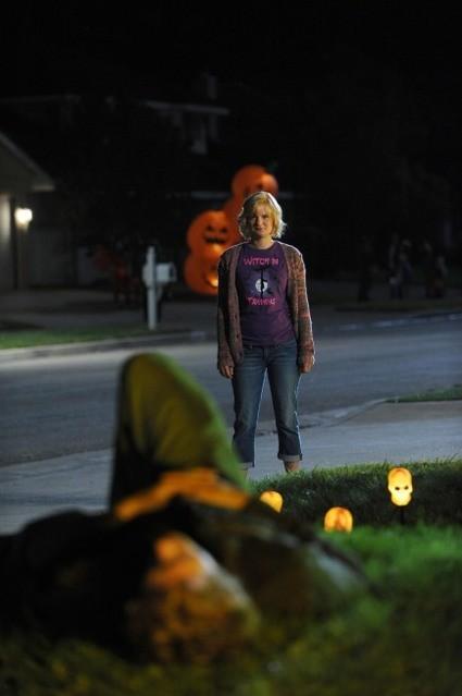 Martha Plimpton nell'episodio Happy Halloween di Raising Hope