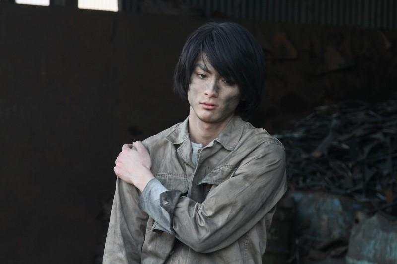 Ryoji Kirihara nel film giapponese Into the White Night