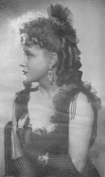 Una foto di María Mercader