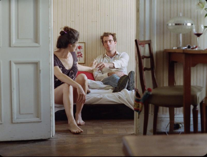 Una immagine del film Un mundo misterioso di Rodrigo Moreno