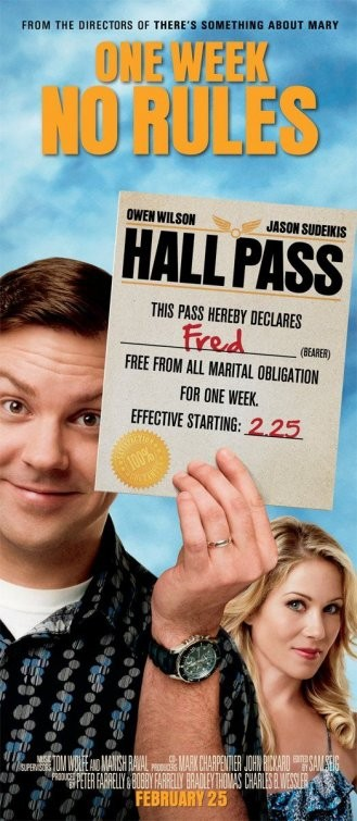Character Poster per Hall Pass - Fred (Jason Sudeikis)