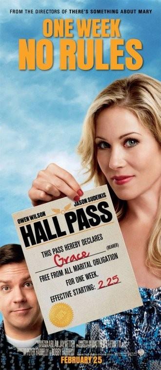 Character Poster per Hall Pass - Grace (Christina Applegate)