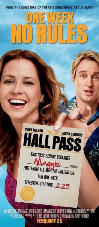 Character Poster per Hall Pass - Maggie (Jenna Fischer)