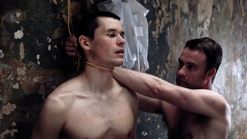 Christopher O'Donnell e Jonathan Keane nel cortometraggio gay Spring