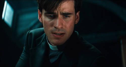 Colin O'Donoghue in un'immagine del film The Rite