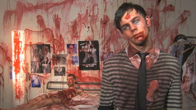 In The Advocate for Fagdom, dedicato a Bruce La Bruce, si parla anche del film Otto; or Up with Dead People