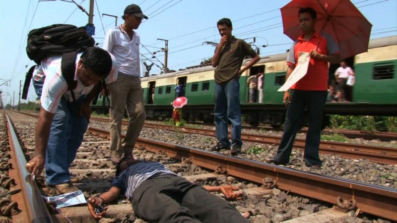 Una immagine del documentario The Bengali Detective