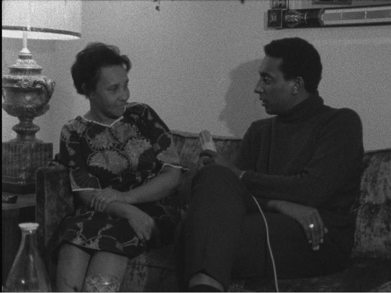 Una immagine del documentario The Black Power Mixtape 1967-1975 di Göran Olsson