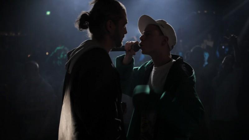 Una immagine del film OFFBEAT (2010)