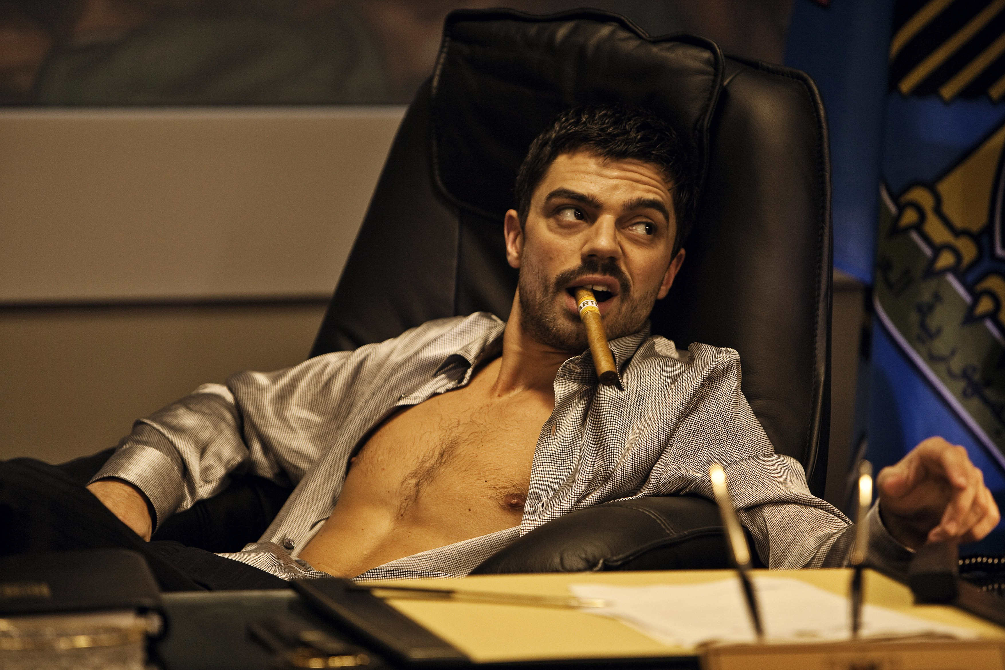 Wallpaper: Dominic Cooper in Devil's Double
