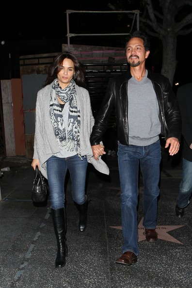 Benjamin Bratt e Talisa Soto vanno a The Montalban theater in Hollywood