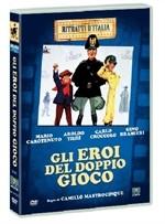 La copertina di Gli eroi del doppio gioco (dvd)