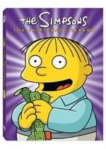 La copertina di I Simpson - Stagione 13 (dvd)