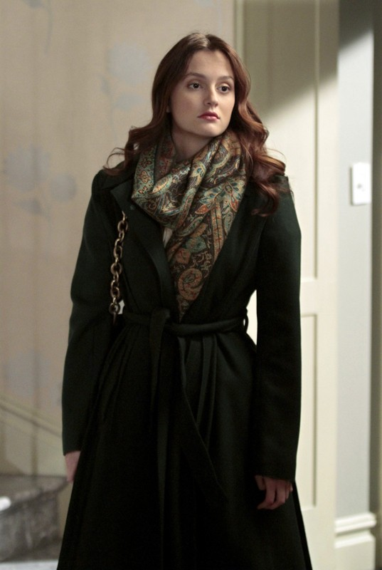 Leighton Meester nell'episodio The Kids Are Not Alright di Gossip Girl
