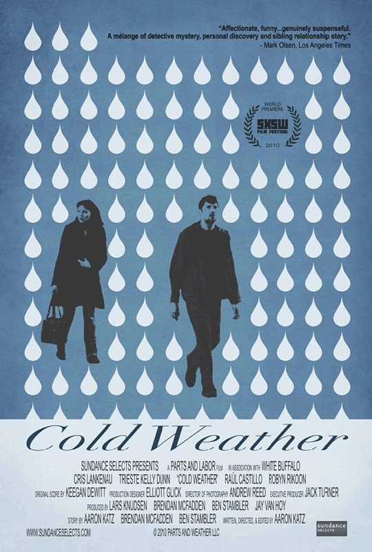 Manifesto di Cold Weather