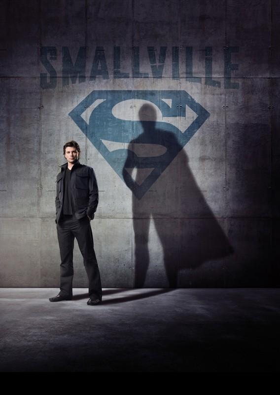 Un'immagine promo di Tom Welling per la season finale di Smallville