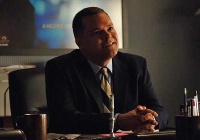 Aaron Douglas nell'episodio Finish What We Started di Hellcats
