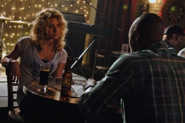 Aly Michalka e Robbie Jones nell'episodio Finish What We Started di Hellcats