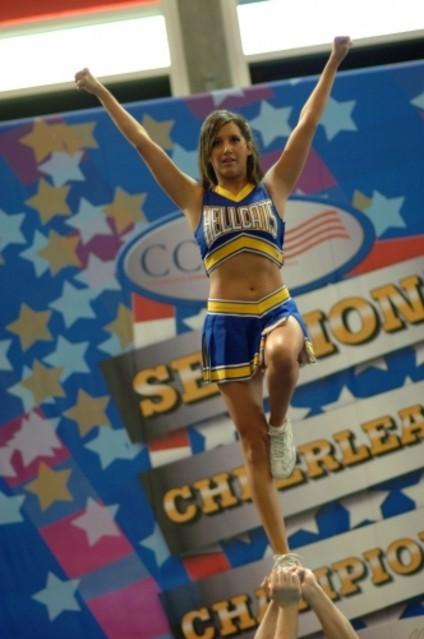 Ashley Tisdale nell'episodio Papa, Oh Papa di Hellcats