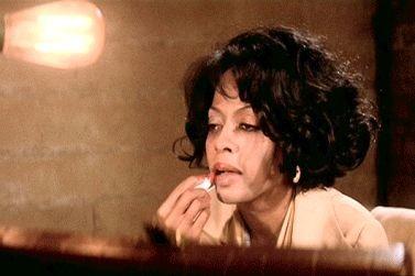 Diana Ross interpreta Billie Holiday ne La signora del blues