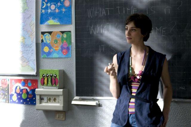 Francesca Inaudi nel film Femmine contro Maschi