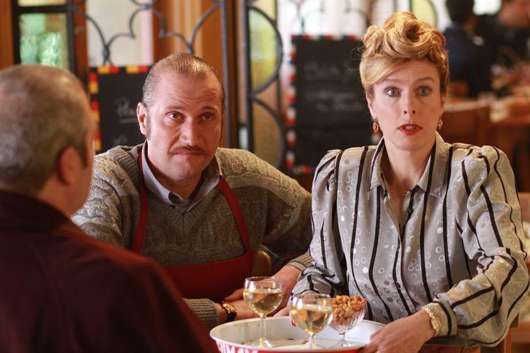 François Damiens e Karin Viard nel film Rien à déclarer