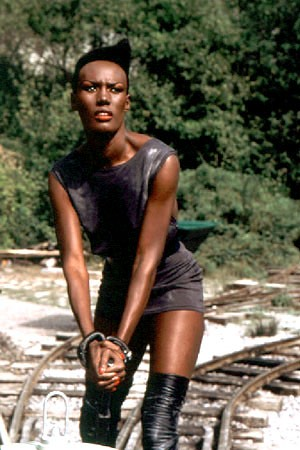 Grace Jones è May Day in 007, bersaglio mobile
