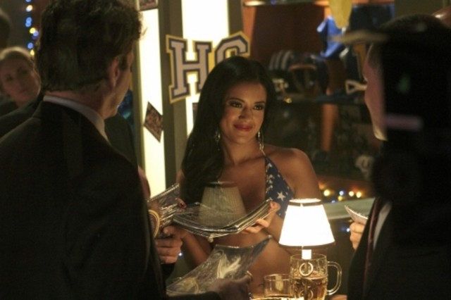 Heather Hemmens nell'episodio Worried Baby Blues di Hellcats