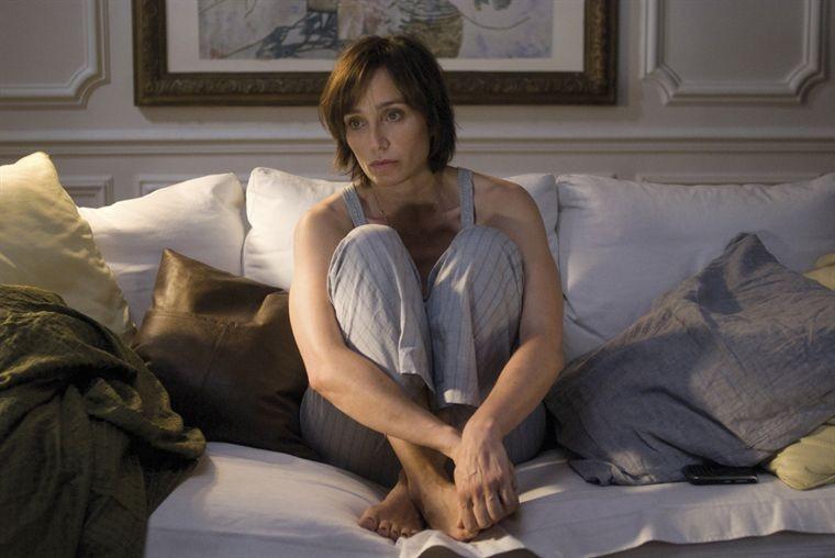 Kristin Scott Thomas, protagonista del film Contre toi