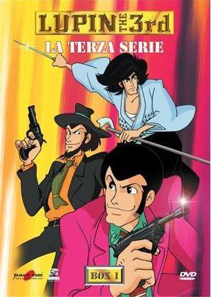 La locandina di Lupin, l'incorreggibile Lupin