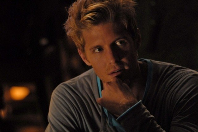 Matt Barr nell'episodio Finish What We Started di Hellcats