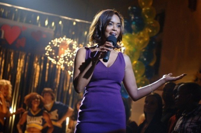Sharon Leal nell'episodio The Match Game di Hellcats