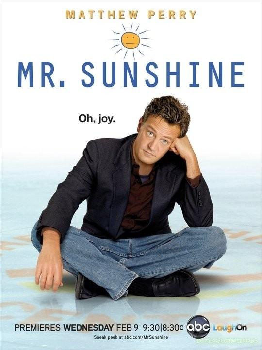 Un poster della serie Mr. Sunshine