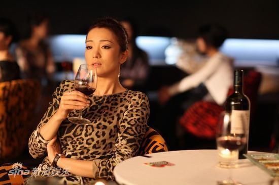 Gong Li, protagonista femminile del film I Know a Woman's Heart