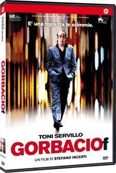 La copertina di Gorbaciof (dvd)