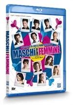 La copertina di Maschi contro femmine (blu-ray)