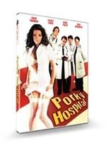 La copertina di Porky Hospital (dvd)