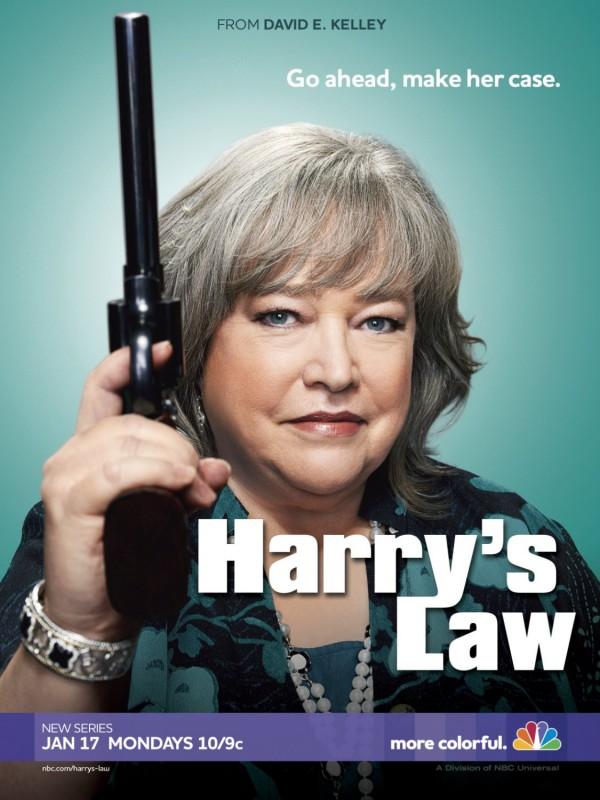 La locandina di Harry's Law