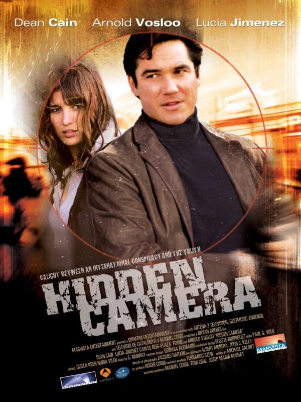 La locandina di Hidden Camera - Indagine pericolosa