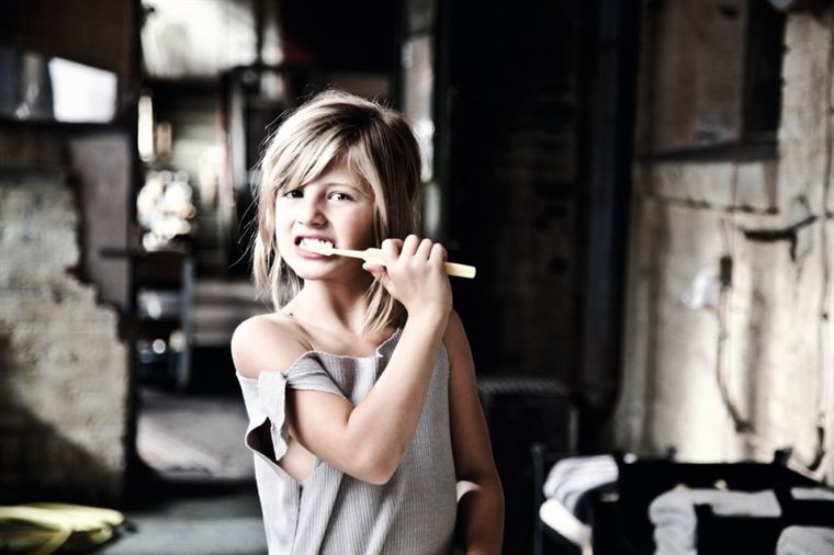 La piccola Emma Schweiger nella commedia Kokowääh